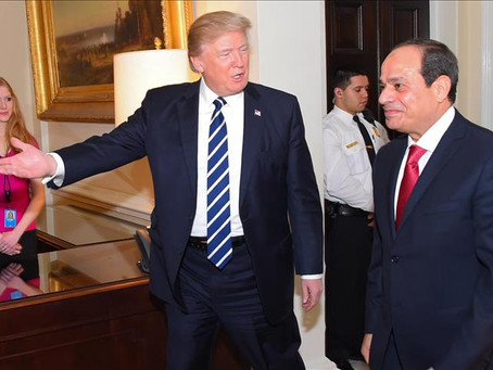 Why the Egyptians are Praying for Trump's Victory?