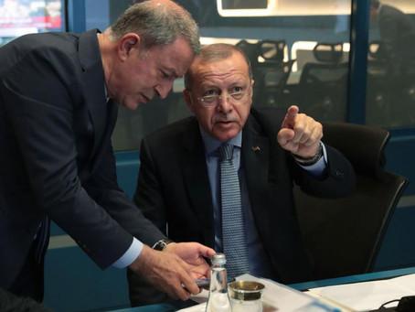 سقوط تركيا على صخرة العجرفة الأردوغانيّة