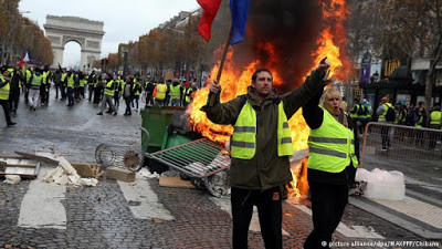 How effective is Yellow Vests protests in France?