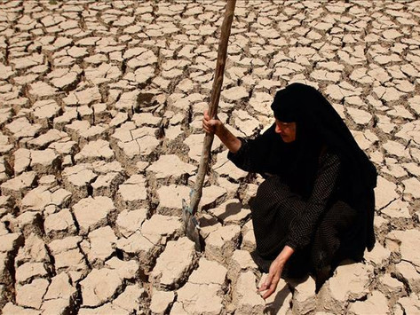 The Water Wars Threatening Middle East Future