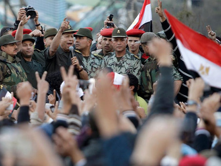 How Military Response Defined the Outcomes of Arab Spring Revolutions?