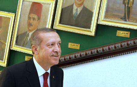 الإسلام السياسي بين تركيا أردوغان ودول الربيع العربي
