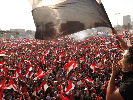 Ten years after the Arab Spring | LDI Director interview on ABC Radio