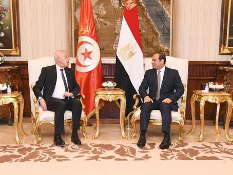 مصر وتونس يضبطان ميزان الجغرافيا السياسية في المنطقة