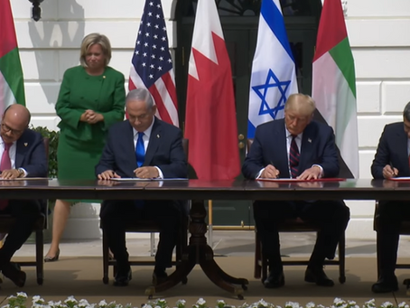 Can the Abraham Accords Bring Stability to the Middle East?