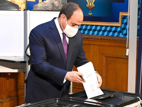 Live Updates on the Senate Elections in Egypt, Day-1