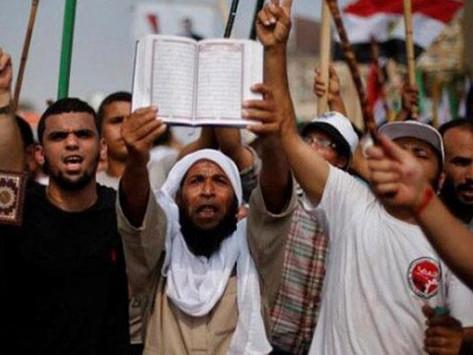 Taliban Scourge in Arab Countries