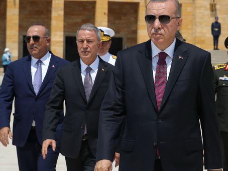 تقرير تقدير موقف | علامات التخبط السياسي في تركيا أردوغان