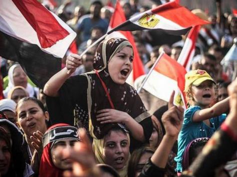 Egyptian Women and the Anti-Muslim Brotherhood Revolution
