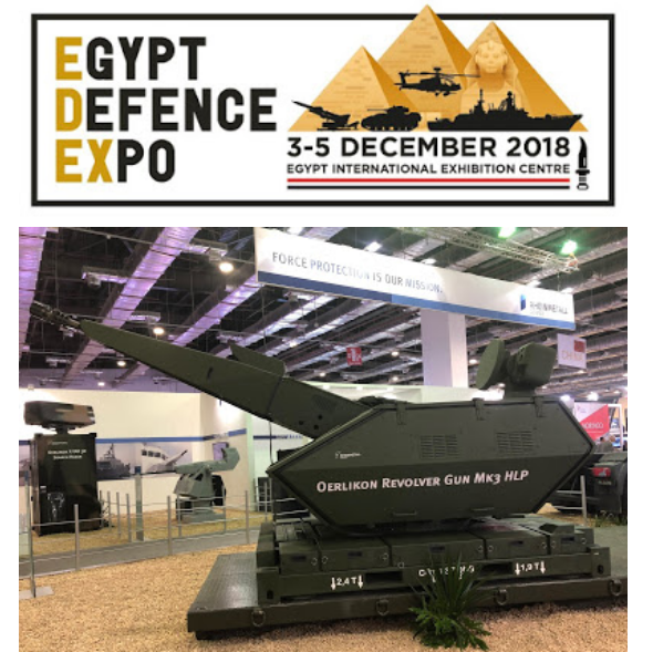 EDEX Egypt Defence Expo