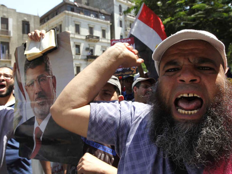 What Egyptians Think about Reconciliation with the Muslim Brotherhood? - Survey