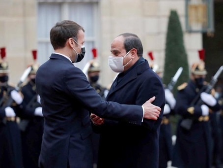 Human Rights and Egypt's Global Affairs