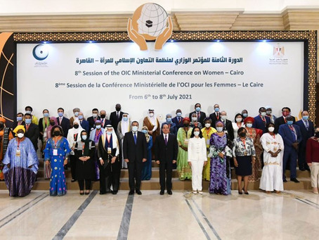 A Glimpse of Hope… OIC's Women Organization