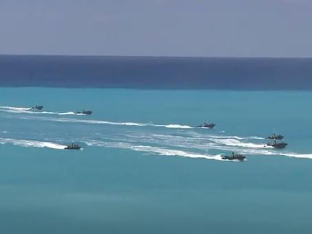 كيف وصلت البحرية المصرية إلى قادر ٢٠٢١