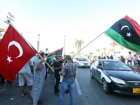 The Future of Turkey in Libya, after GNA Leaves
