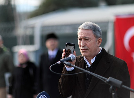 Can Hulusi Akar Save Turkey and the Middle East from Erdogan's Foolishness?