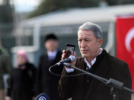 هل يستطيع خلوصي أكار إنقاذ تركيا والشرق الأوسط من حماقة أردوغان؟