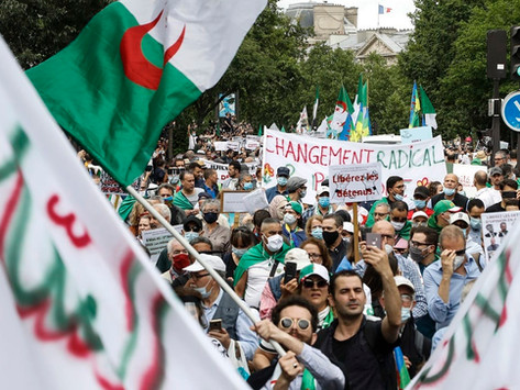 Algeria's Al-Hirak Needs to Recalibrate the Compass