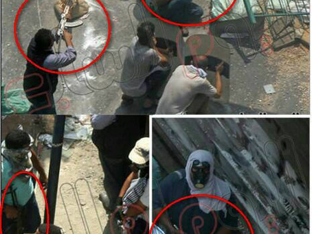 Three messages behind Muslim Brotherhood confessions on the use of armed militia in Rabaa strike