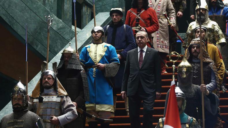 Neo-Ottomanism in Erdogan's Turkey