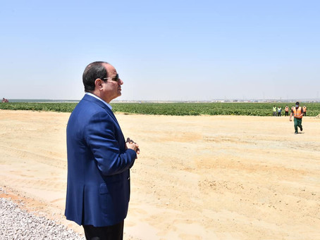 Sisi's Rural Development is A War on Religious Extremism