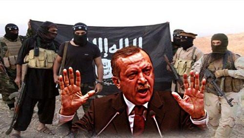 Erdogan Islamic State terrorism