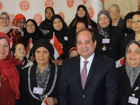 El-Sisi Fulfills His Promise to Egyptian Women