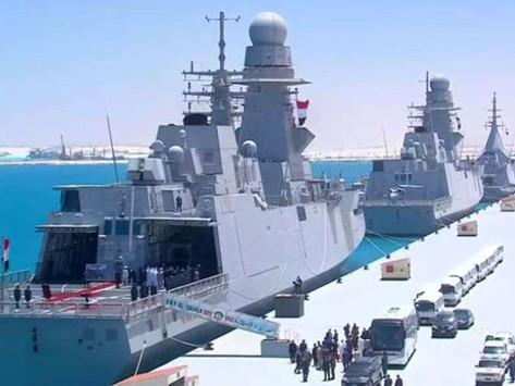 كيف أصبحت القوات البحرية المصرية سادة البحرين الأحمر والمتوسط؟
