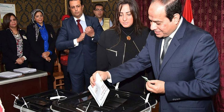 Egypt Parliament Elections