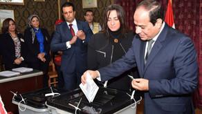 دراسة تحليلية عن الانتخابات الرئاسية 2018 وتبعاتها على التطور الديمقراطي في مصر