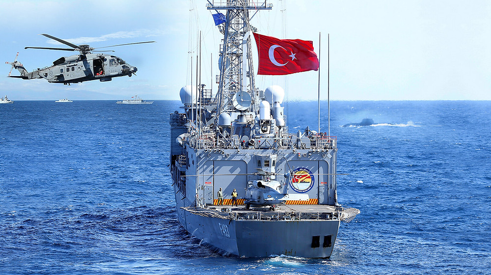 Mavi Vatan: Turkey's Rights Lost in the Mediterranean