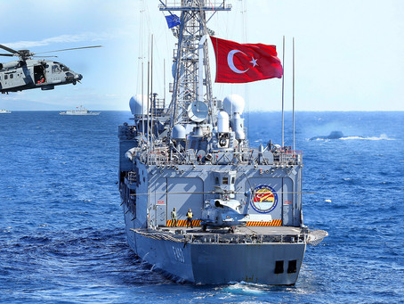 Mavi Vatan: Turkey's Rights Lost in the Mediterranean and How to Win it Back