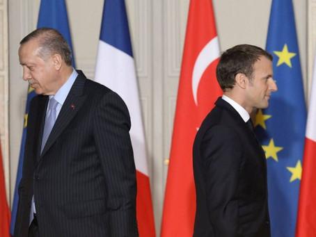 أردوغان و ماكرون واستنساخ الحروب الصليبية بين أوروبا والشرق