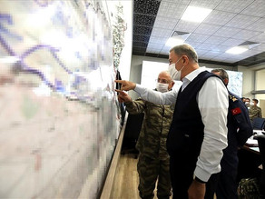 Analyzing Turkey's Military Strategy in 2021