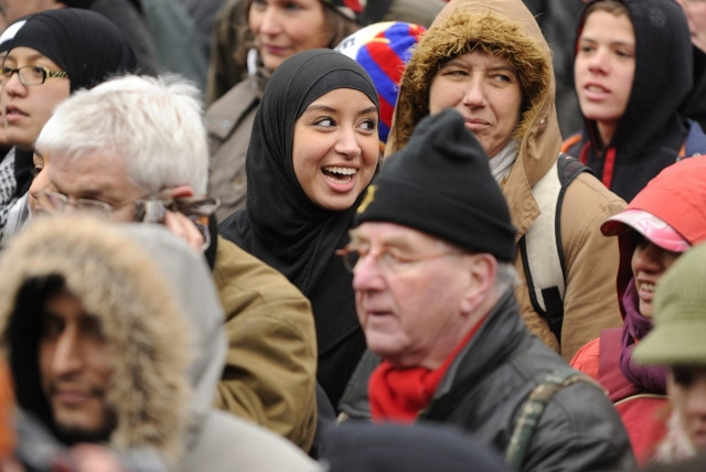 Muslims in Europe dilemma