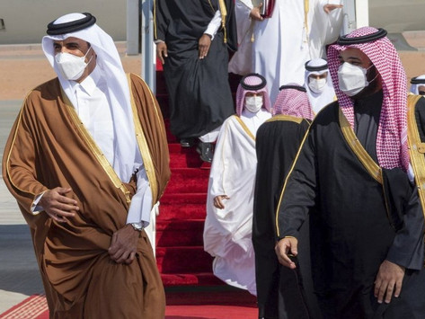 The End of the Middle East as We Know It