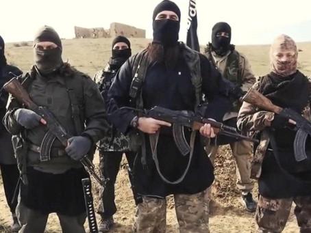 ISIS Takes Advantage of COVID to Spread Propaganda and Regain Territory