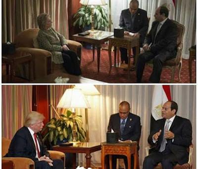 إلى الرئيس الأمريكي الجديد: دعم استراتيجية التنمية في مصر هو الحل