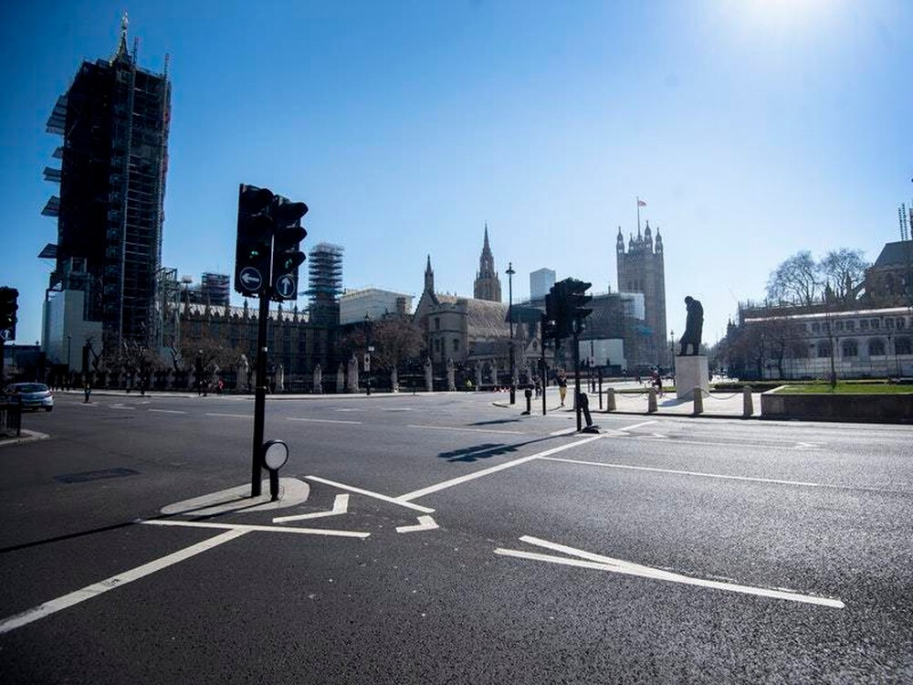 Uk Cities See Big Fall In Air Pollution With Life Under Lockdown