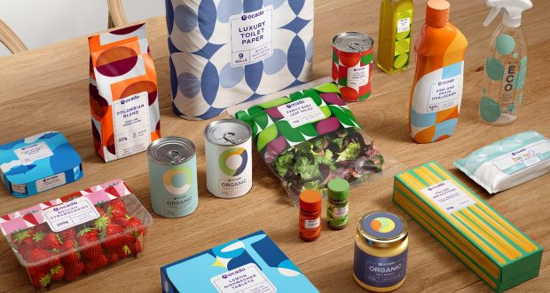 Ocado removes 640,000 plastic nets in packaging redesign