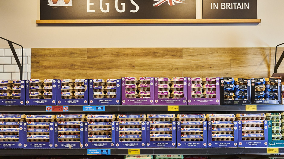Aldi to ban plastic egg packaging + remove 24 million pieces of plastic
