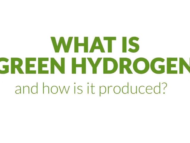 What is green hydrogen?