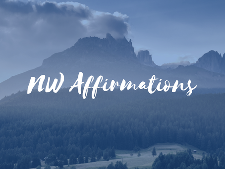 NW Affirmations - Chris Benjamin