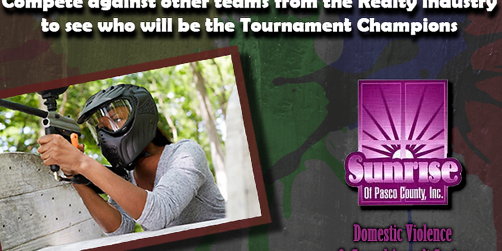 2018 Realty Paintball Tournament & Charity Drive