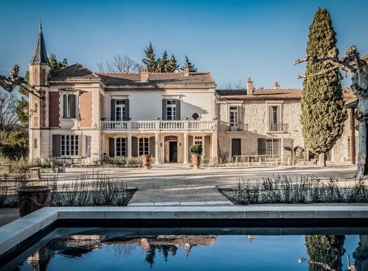 Mas d'Arvieux en Provence