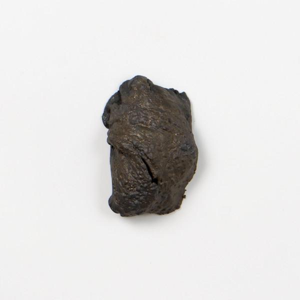 2015 10x7cm grès noir émaillé