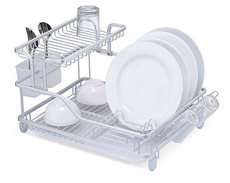 מיבש כלים כפול מאלומניום