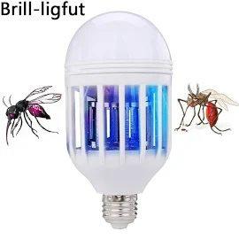 מנורת לד לוכדת יתושים