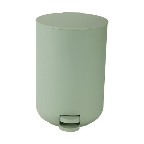 פח אשפה 3 ליטר לשירותים צבע פיסטוק