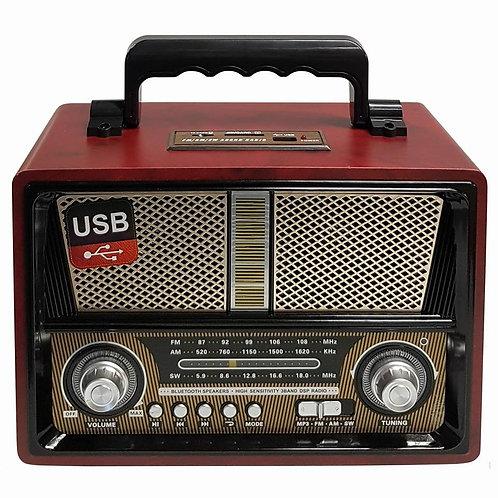רדיו בלוטוס בינוני
